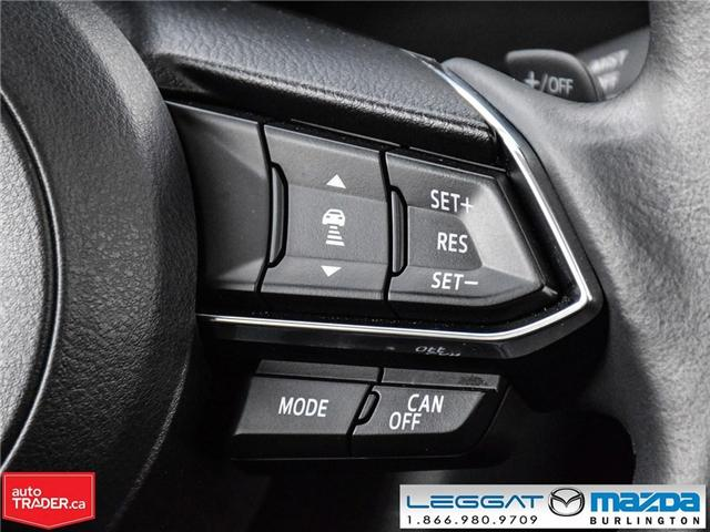 2018 Mazda CX-3 GS AWD,  LUX, NAV and I-ACTIVSENSE PKGE (Stk: 1755) in Burlington - Image 23 of 25
