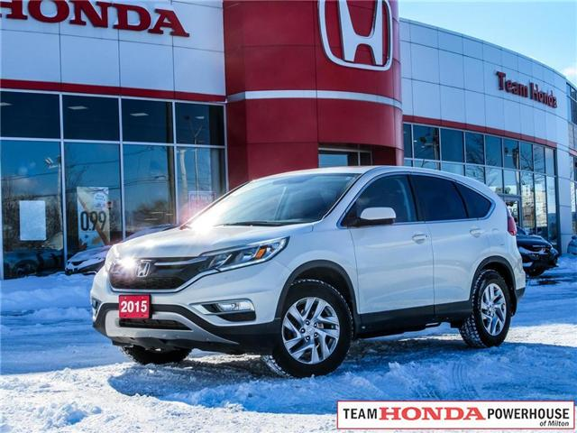2015 Honda CR-V EX (Stk: 3228) in Milton - Image 1 of 24