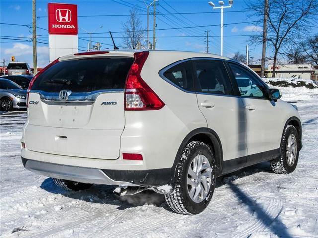 2015 Honda CR-V EX (Stk: 3228) in Milton - Image 5 of 24