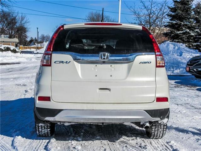 2015 Honda CR-V EX (Stk: 3228) in Milton - Image 6 of 24