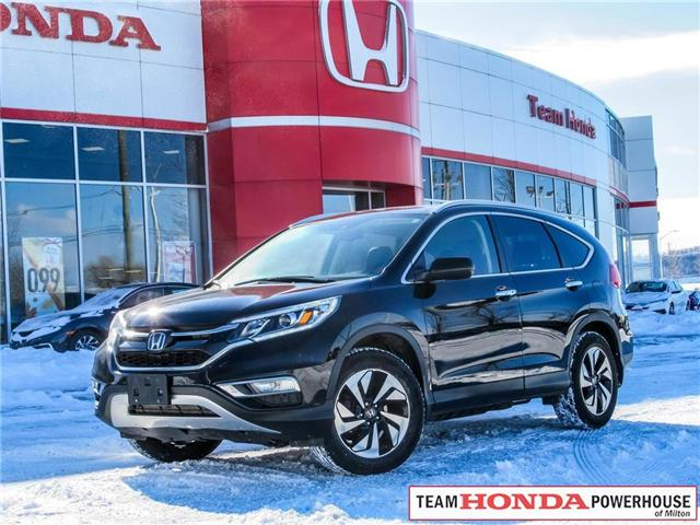 2015 Honda CR-V Touring (Stk: 3230) in Milton - Image 1 of 29
