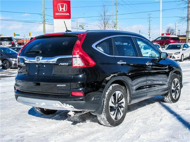 2015 Honda CR-V Touring (Stk: 3230) in Milton - Image 5 of 29