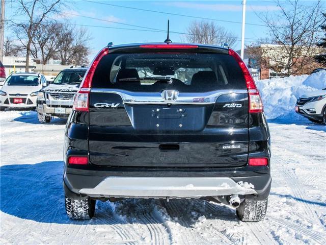 2015 Honda CR-V Touring (Stk: 3230) in Milton - Image 6 of 29