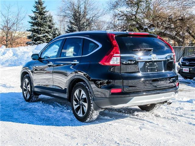 2015 Honda CR-V Touring (Stk: 3230) in Milton - Image 7 of 29