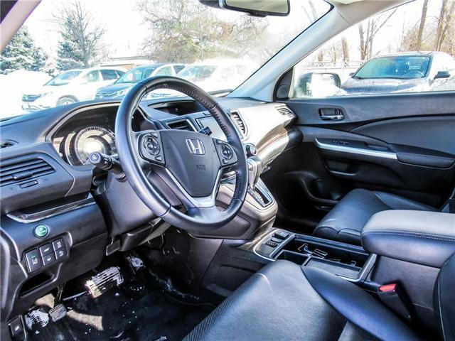 2015 Honda CR-V Touring (Stk: 3230) in Milton - Image 10 of 29