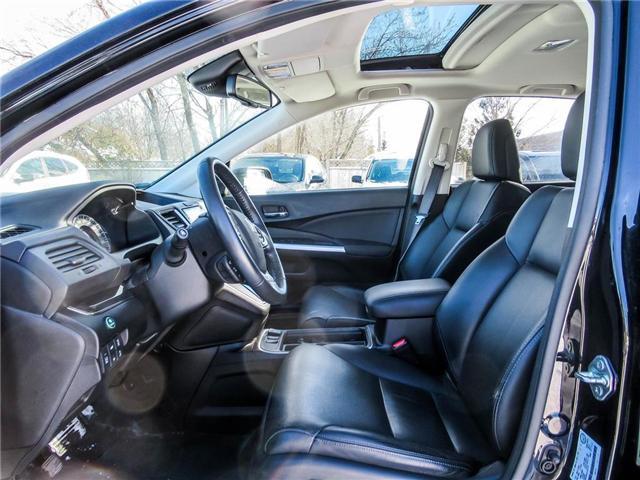 2015 Honda CR-V Touring (Stk: 3230) in Milton - Image 11 of 29