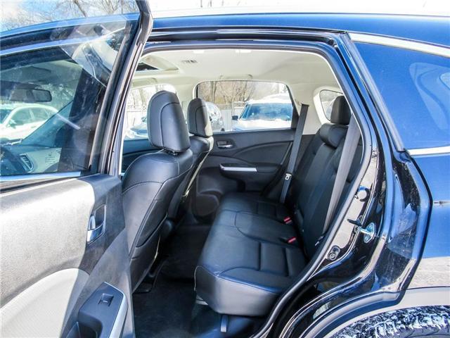 2015 Honda CR-V Touring (Stk: 3230) in Milton - Image 12 of 29