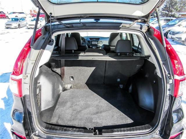 2015 Honda CR-V Touring (Stk: 3230) in Milton - Image 17 of 29