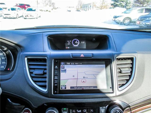 2015 Honda CR-V Touring (Stk: 3230) in Milton - Image 26 of 29