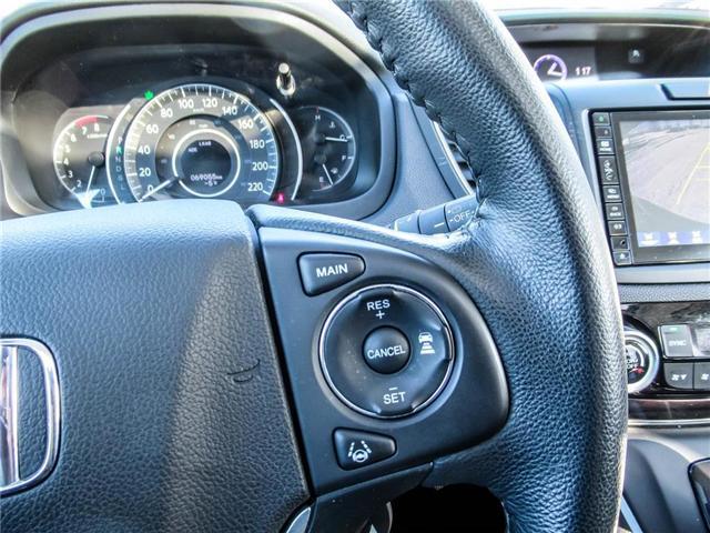 2015 Honda CR-V Touring (Stk: 3230) in Milton - Image 28 of 29