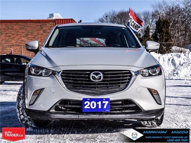 2017 Mazda CX-3 GS (Stk: H190155A) in Markham - Image 2 of 27