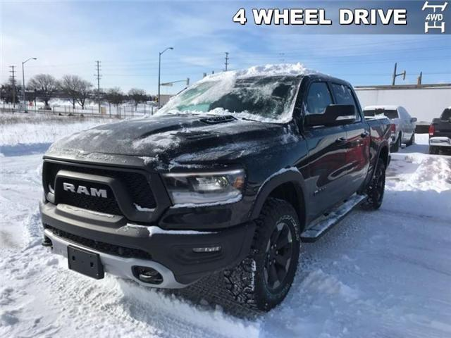 2019 RAM 1500 Rebel (Stk: T18686) in Newmarket - Image 1 of 18