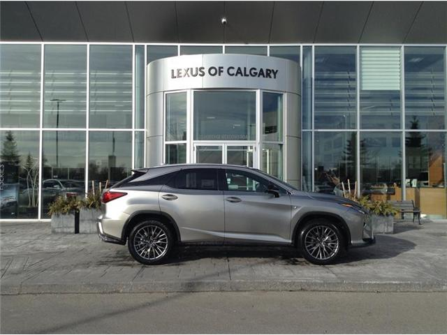 2019 Lexus RX 350 Base (Stk: 190347) in Calgary - Image 1 of 8
