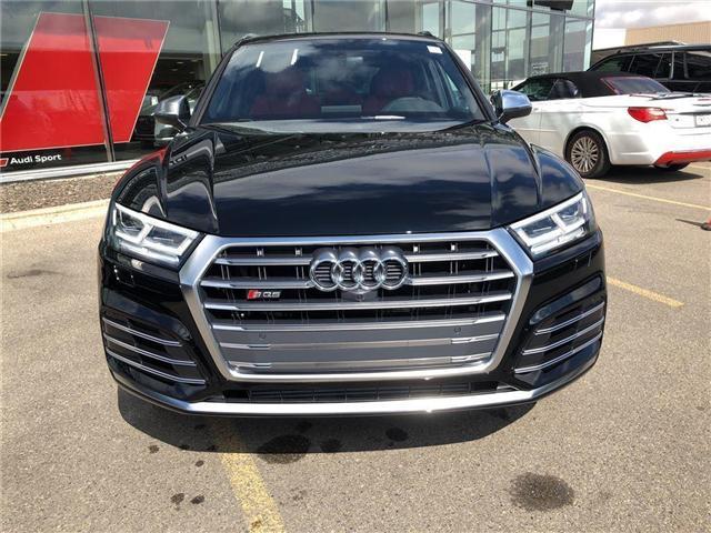 2018 Audi SQ5 3.0T Technik (Stk: N4865) in Calgary - Image 1 of 22