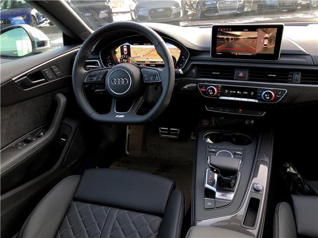 2018 Audi S5 3.0T Technik (Stk: N4927) in Calgary - Image 9 of 24