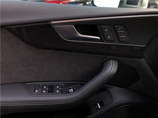 2018 Audi S5 3.0T Technik (Stk: N4927) in Calgary - Image 12 of 24