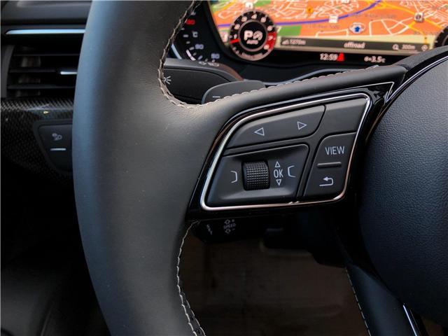 2018 Audi S5 3.0T Technik (Stk: N4927) in Calgary - Image 18 of 24
