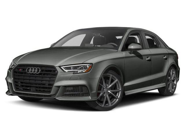 2018 Audi S3 2.0T Technik (Stk: A66430) in London - Image 1 of 9