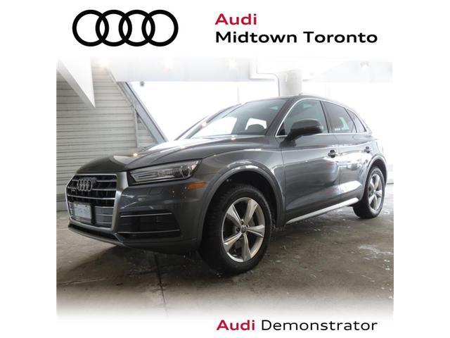 2019 Audi Q5 45 Progressiv (Stk: AU6009) in Toronto - Image 1 of 22