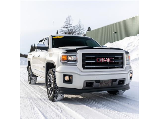 2015 GMC Sierra 1500 SLT (Stk: U5092B) in Woodstock - Image 2 of 17