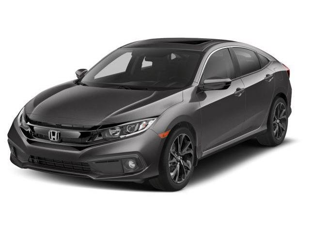 2019 Honda Civic Sport (Stk: F19119) in Orangeville - Image 1 of 1