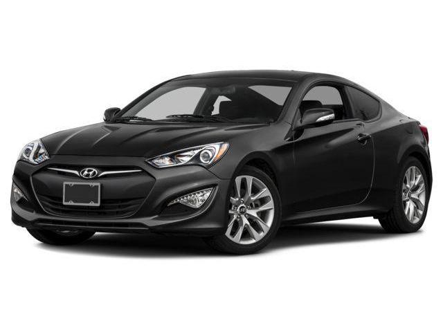 2016 Hyundai Genesis Coupe  (Stk: H2345) in Saskatoon - Image 1 of 10