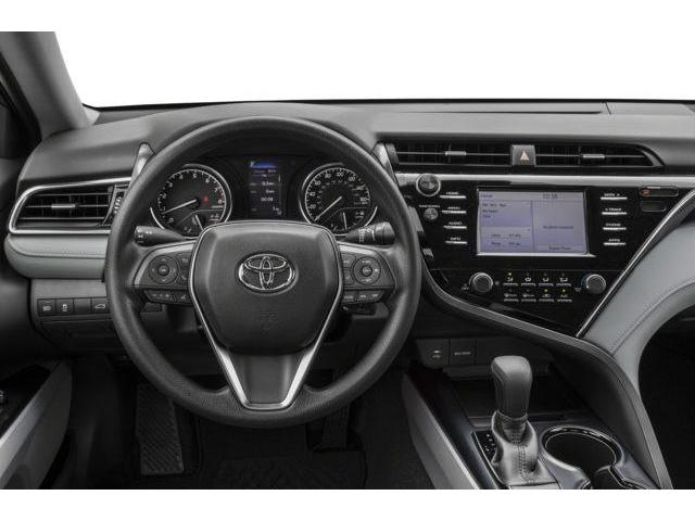 2019 Toyota Camry XLE (Stk: D2960061) in Calgary - Image 4 of 9