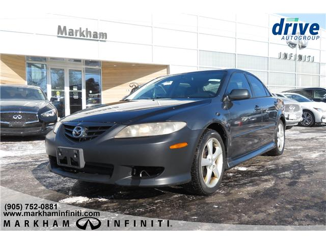 2005 Mazda 6 GS-I4 (Stk: K179B) in Markham - Image 1 of 18