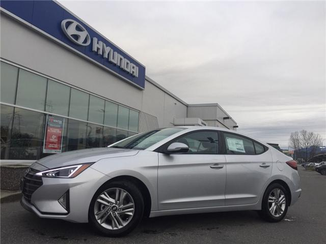2019 Hyundai Elantra Preferred (Stk: H92-6223) in Chilliwack - Image 1 of 8