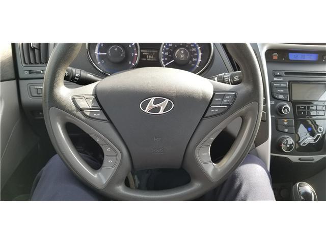 2013 Hyundai Sonata GL (Stk: 19080-1) in Pembroke - Image 10 of 11