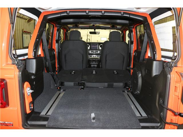 2019 Jeep Wrangler Unlimited Sahara (Stk: KT044) in Rocky Mountain House - Image 13 of 30