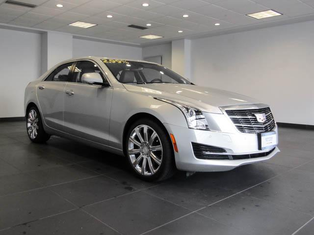 2016 Cadillac ATS 2.0L Turbo Luxury Collection (Stk: P9-57250) in Burnaby - Image 2 of 25