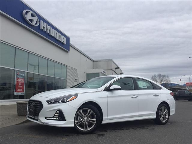 2019 Hyundai Sonata Preferred (Stk: H94-0239) in Chilliwack - Image 1 of 9