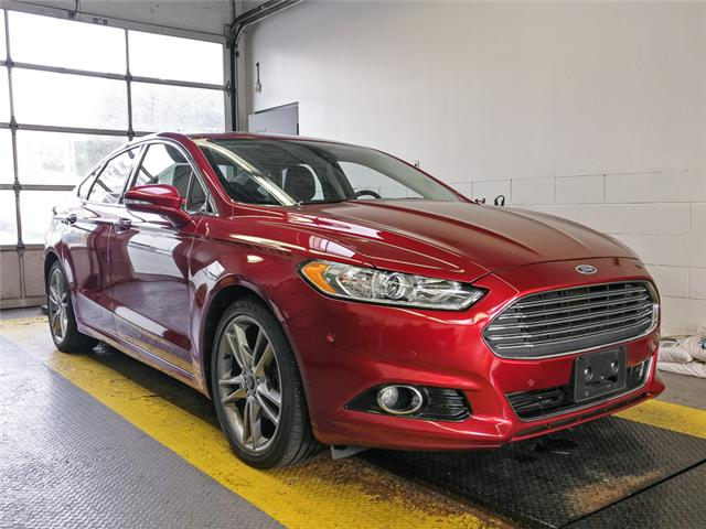 2013 Ford Fusion Titanium (Stk: K495681) in Burnaby - Image 2 of 21