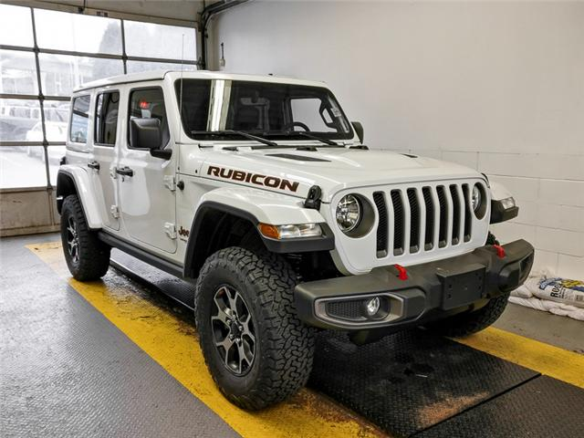 2019 Jeep Wrangler Unlimited Rubicon (Stk: Y484430) in Burnaby - Image 2 of 12
