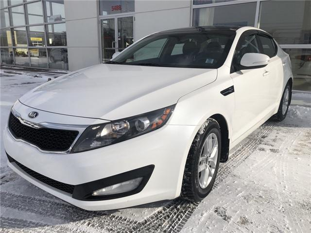 2013 Kia Optima LX+ (Stk: 18103A) in New Minas - Image 1 of 15