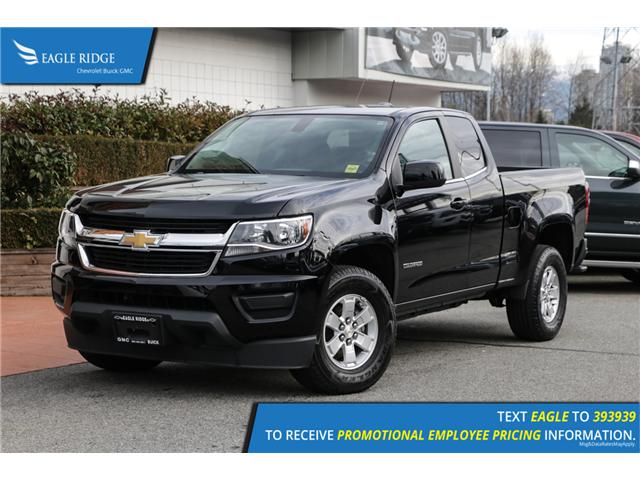 2016 Chevrolet Colorado WT (Stk: 166059) in Coquitlam - Image 1 of 12