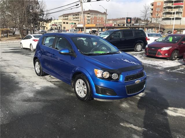 2016 Chevrolet Sonic LT Auto (Stk: U72718) in Lower Sackville - Image 2 of 13