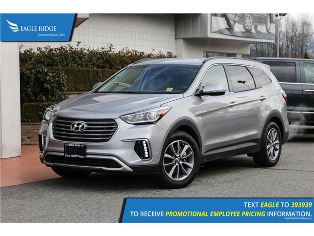2018 Hyundai Santa Fe XL Premium (Stk: 189160) in Coquitlam - Image 1 of 18