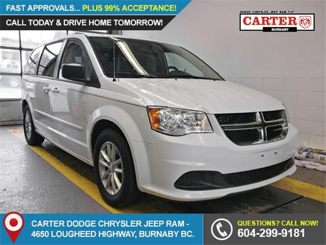 2015 Dodge Grand Caravan SE/SXT (Stk: 9-6036-0) in Burnaby - Image 1 of 21