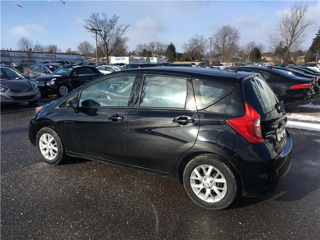 2017 Nissan Versa Note 1.6 SV (Stk: 17-64328) in Brampton - Image 7 of 24