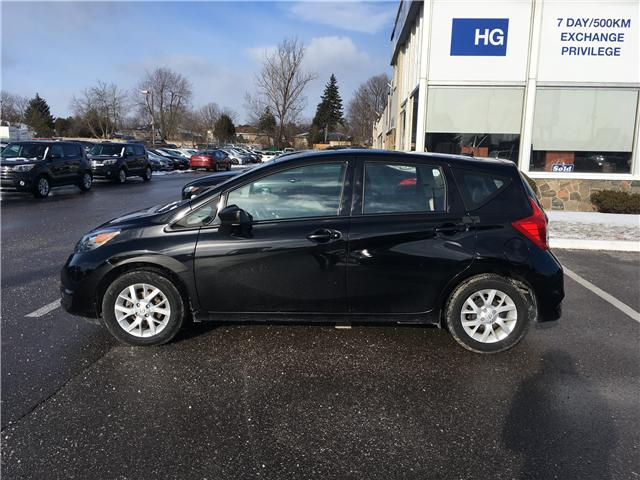 2017 Nissan Versa Note 1.6 SV (Stk: 17-64328) in Brampton - Image 8 of 24