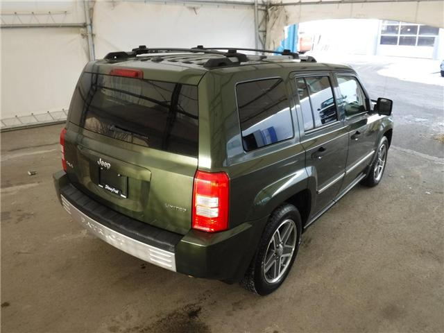 2008 Jeep Patriot Limited (Stk: ST1618) in Calgary - Image 6 of 25