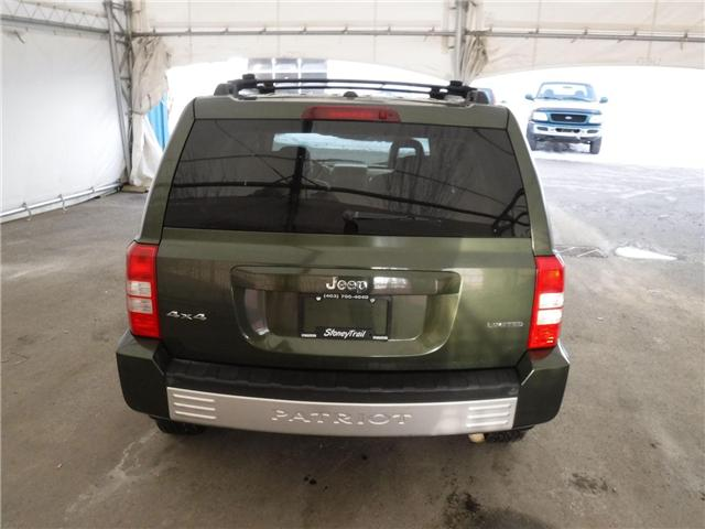 2008 Jeep Patriot Limited (Stk: ST1618) in Calgary - Image 7 of 25
