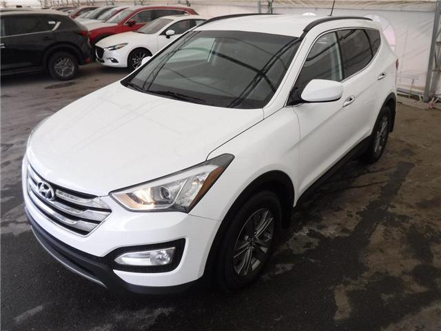 2014 Hyundai Santa Fe Sport 2.4 Premium (Stk: S1589) in Calgary - Image 10 of 25