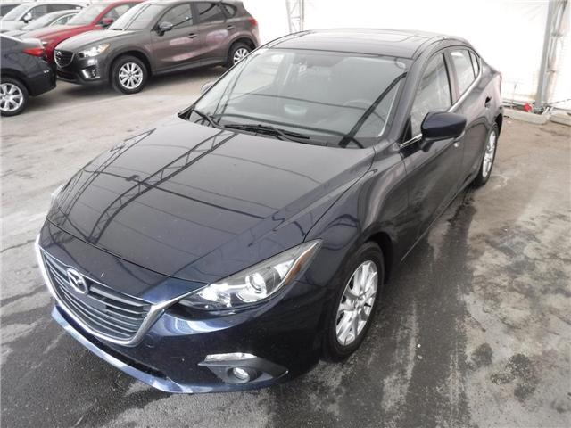 2014 Mazda Mazda3 GS-SKY (Stk: S1586) in Calgary - Image 10 of 25