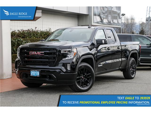 2019 GMC Sierra 1500 Elevation (Stk: 98220A) in Coquitlam - Image 1 of 16
