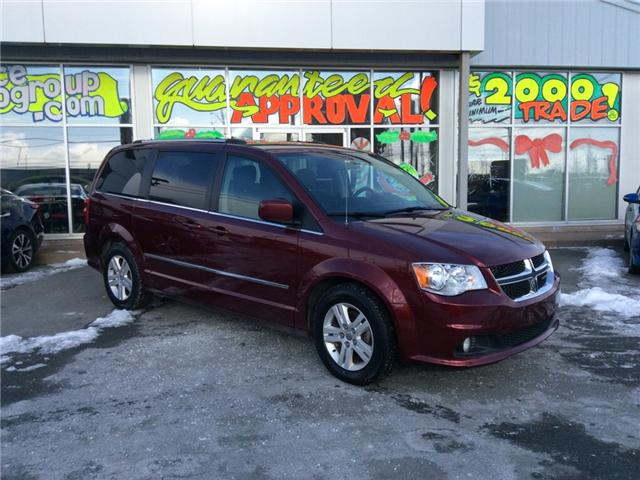 2017 Dodge Grand Caravan Crew (Stk: 16420) in Dartmouth - Image 2 of 23