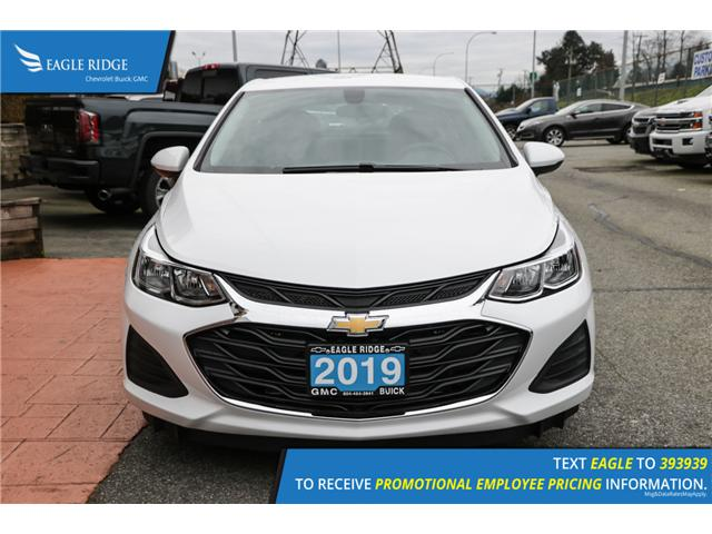 2019 Chevrolet Cruze LS (Stk: 91509A) in Coquitlam - Image 2 of 16