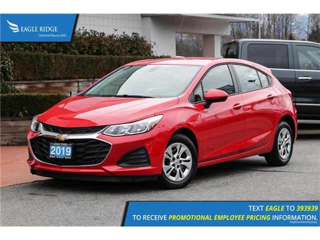 2019 Chevrolet Cruze LS (Stk: 91508A) in Coquitlam - Image 1 of 16